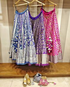 Bridal Lehenga Store is all about finding your own personal style and having the dream and vision to express them to the world around you. Customization is available. Also, worldwide shipping is available. Diy Wedding Dress, Indian Wedding Outfits, Bridal Dresses, Half Saree Designs, Saree Blouse Designs, Choli Designs, Western Dresses, Indian Dresses, Ethnic Fashion