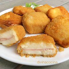 Sándwich mixto frito < Divina Cocina