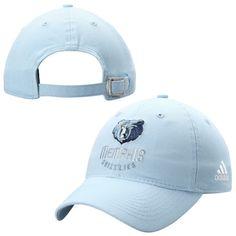 sports shoes 635a6 afc4f Memphis Grizzlies Adjustable Hat Light Blue, Memphis Grizzlies, Baseball  Hats, Adidas, Baseball