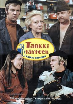 Tankki täyteen (TV Series 1978–1980)Tauno Karvonen/Sylvi Salonen/Ilmari Saarelainen/Tuire Salenius