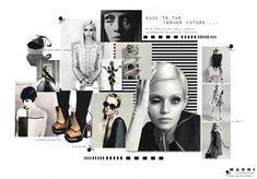 ideas for mood board Collages, Lookbook Layout, Fashion Design Portfolio, Portfolio Layout, Concept Board, Fashion Collage, Print Layout, Sketchbook Inspiration, Book Design