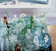 Show Ad - Medicine Bottles-Vases-Jars (all glass) - Indy - Decor | Weddingbee