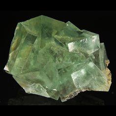 Sea-Green Fluorite