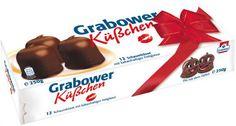 Grabower Küsschen sind heute weit bekannt und waren früher aber nicht das einzige Produkt der Firma. 1951 wurde die Firma zu Volkseigentum und stellte vor allem Schaumküsse und Gebäck her.