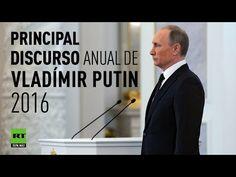 KIKKA: Discurso anual Vladímir Putin ante la Asamblea Federal de Rusia 2016 EN ESPAÑOL