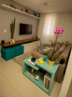 Best Design Ideas For A Small Living Room Living Room Remodel Tiny Living Rooms, Small Apartment Living, Living Room Tv, Living Room Remodel, Living Room Interior, Living Room Furniture, Living Room Designs, Furniture Stores, Cheap Furniture