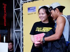 Fear Factor Malaysia #fearfactormy @fearfactormy 2nd place of Fear Factor Malaysia blogger challenge