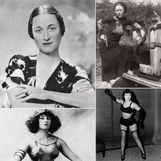 Scandalous Women in History - Love this!