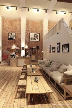 ADAM / CT Coffee & Coconuts Amsterdam #interiordesign #coffee