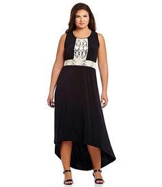 131e1b8d633 Available at Dillards.com  Dillards Hi Low Maxi