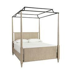 Lindy Canopy Bed