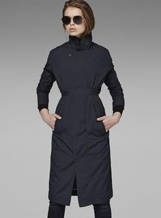 G-Star RAW | Women | Jackets & Coats | Cocoon Minor Relax Trench