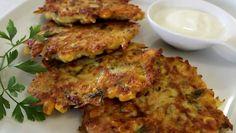 Palce lizać! Salmon Burgers, Cauliflower, Food And Drink, Meat, Chicken, Vegetables, Ethnic Recipes, Salmon Patties, Cauliflowers