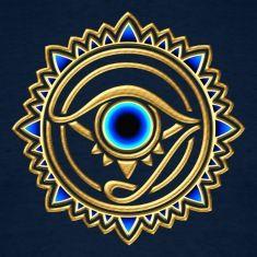 Auge Symbol Handy
