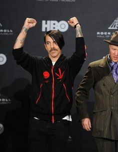 Red Hot Chili Peppers Rock and Roll Hall of Fame April 14th 2012