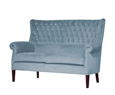 "Sofa ""Deco Blue"", 81 x 150 x 99 cm"
