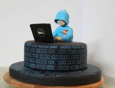 27 Ideas cake fondant ingeniero for 2019 Birthday Cakes For Men, Cakes For Boys, Fondant Cakes, Cupcake Cakes, Cupcakes, Engineering Cake, Computer Cake, Camera Cakes, Cake Mix Muffins
