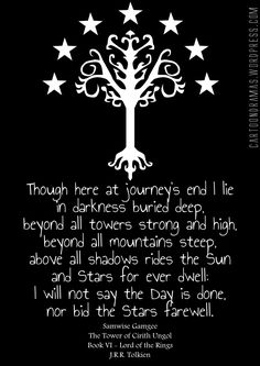 Lord of the Rings ~ J.R.R Tolkien  From the man who has inspired so many authors, including myself  www.Shawna-Reppert.com