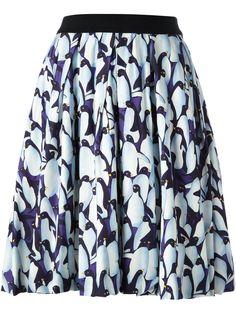 I would rock this penguin skirt. EGGS - Seine skirt 6