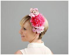 Flora #alotlikeamy #hairaccessories #handmade #headband