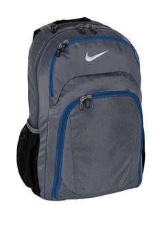 nike backpack yellow