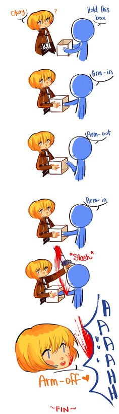 "Finally, an end to all those ""Arm-out"" jokes! 