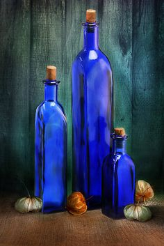 40 Easy Still Life Painting Ideas For Beginners - Pinturas Still Life Drawing, Painting Still Life, Still Life Art, Still Life Photos, Blue Bottle, Beginner Painting, Still Life Photography, Family Photography, Photography Collage