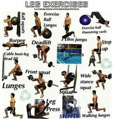 Compound Exercises on Pinterest | Compound Exercises, Triceps and Burn ...