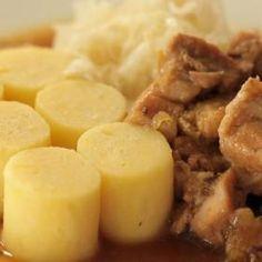 výpečky Mashed Potatoes, Beef, Ethnic Recipes, Ds, Food, Whipped Potatoes, Meat, Smash Potatoes, Essen