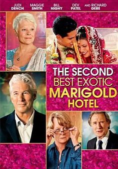 Tacho y jaz 3 jazcho romales pinterest the second best exotic marigold hotel fox searchlight pictures presents in association with participant malvernweather Images