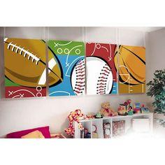 Sports Wall Art sports wall art - https://img0.etsystatic/050/0/7422935