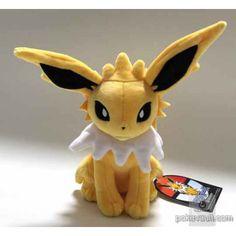 Pokemon Center 2015 Jolteon Plush Toy