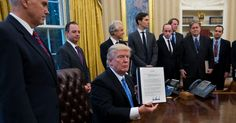 The All-Male Photo Op Isn't a Gaffe. It's a Strategy. - The New York Times