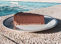 Tarta fría de chocolate para #Mycook http://www.mycook.es/cocina/receta/tarta-fria-de-chocolate
