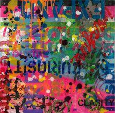 "Saatchi Art Artist Emily Klima; Painting, ""collective consciousness three(SOLD)"" #art"