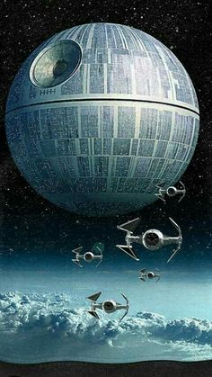 searched for death star Death star ! - Star Wars Death Star - Ideas of Star Wars Death Star - Death star ! - Star Wars Death Star - Ideas of Star Wars Death Star - Death star ! Star Wars Fan Art, Rpg Star Wars, Nave Star Wars, Star Wars Film, Star Wars Ships, Star Trek, Star Wars Poster, Star Wars Logos, Tatoo Star