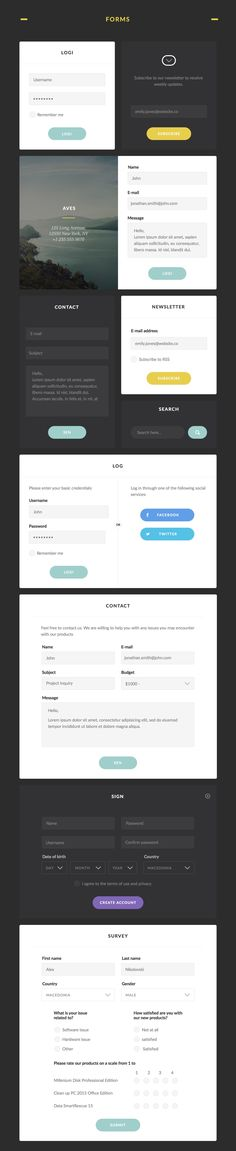 Aves UI Kit Like the round button