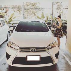 YARIS.. That's Right! (credit: @patriarkch) #sawasdeecar #bkk #thailand #bangkok #sukhumvit #asok #rentalcar #amazingthailand #holiday #vacation #cars #toyota #yaris #travel #traveling #traveler #roadtrip #russiangirl Car Rental, Bangkok, Toyota, Thailand, Road Trip, Traveling, Vacation, Cars, Vehicles