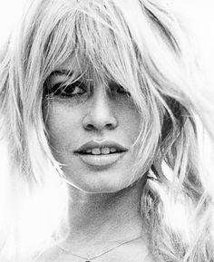 Brigitte Bardot - Bert Stern, 1961