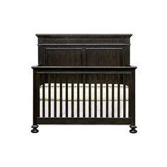 Stone U0026 Leigh Smiling Hill Built To Grow Crib In Licorice / Nursery / Brown  Crib