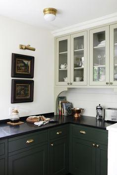 Designer: Katie Hackworth, kitchen backsplash detail #kitchenbacksplash