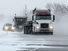 No April Fool's: snow squalls possible Monday and early Tuesday for Waterloo-Wellington