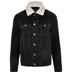 die besten 25 lined denim jacket ideen auf pinterest levis jacke vintage jeans und levis. Black Bedroom Furniture Sets. Home Design Ideas
