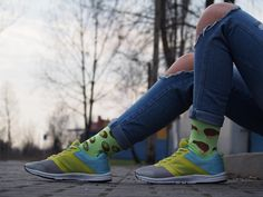 Colorful socks Spox Sox designed and manufactured in Poland for the best quality. Take your first step to a more colorful life! Kiwi, 100 Fun, Colorful Socks, Designer Socks, Us Man, Boy Or Girl, Adidas, Cool Stuff, Etsy