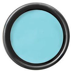 Powder rooms are plum spots for a punchy wall color; try this spirited shade of turquoise (not too pale, warmer than your average aqua); farrow-ball.com.