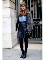 @ Parijs Fashion Week