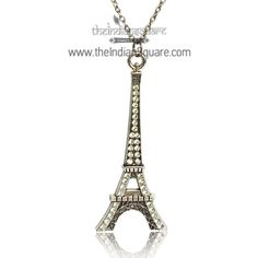 #Stylish #Tower #Pendant give you a stunning look. & also CASH ON DELIVERY available.