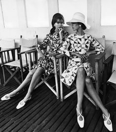 vintage everyday: Beautiful Black-and-White Fashion Photography by Eugene Vernier from the 1950s and 1960s