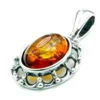 Baltic Amber Jewellery from Rougegifts.co.uk