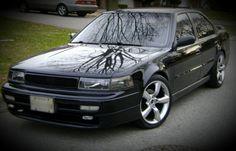 93 Nissan Maxima SE With Kit | alfas, mits, fun cars ...